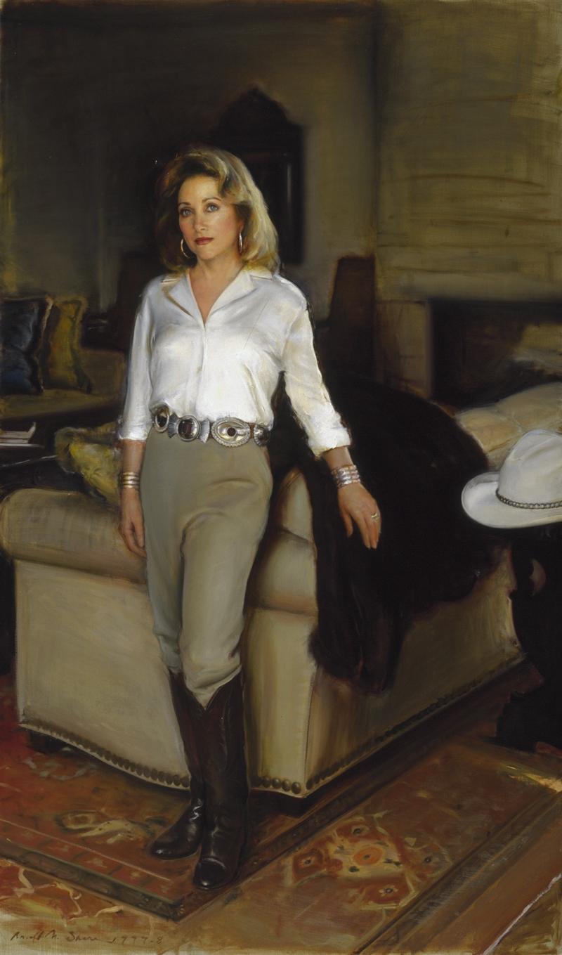 Ronald Sherr - Portrait Artist, Portraits by Commission